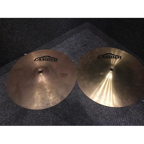 Camber 14in C-4000 Cymbal 33
