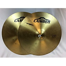 Camber 14in C-4000 Hi Hat Pair Cymbal