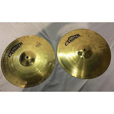 Camber 14in C4000 Hi Hat Pair Cymbal
