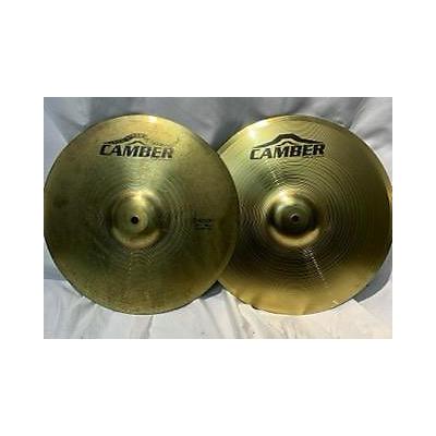 Camber 14in C4000 HiHat Set Cymbal