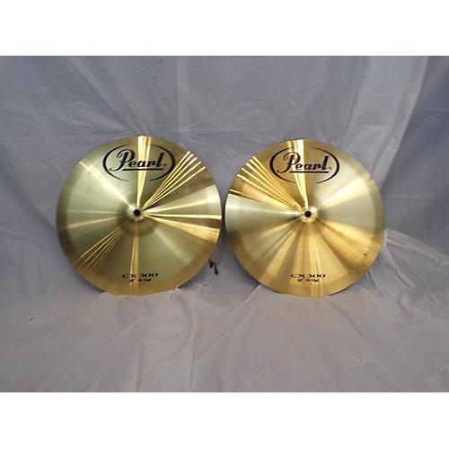 Pearl 14in CX 300 Cymbal 33