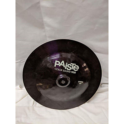 Paiste 14in Colorsound 5 Series China Cymbal
