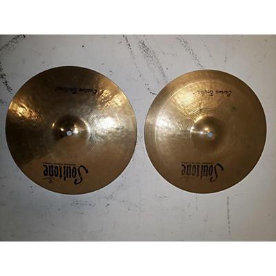 Soultone 14in Custom Brilliant Cymbal