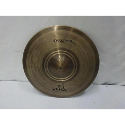 Saluda 14in DECADENCE Cymbal
