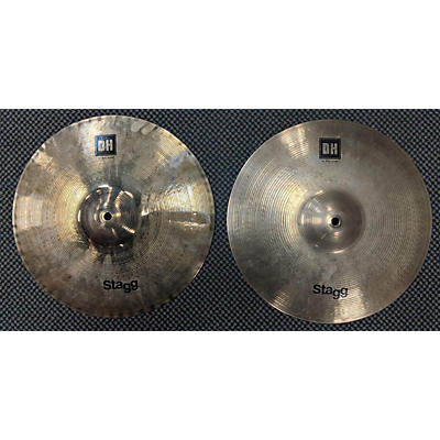 Stagg 14in DH BITE HI HATS Cymbal