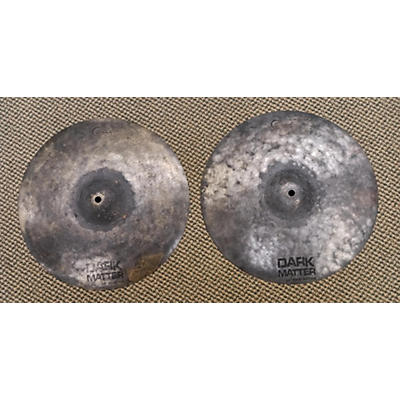 Dream 14in Dark Matter Hi-hat Pair Cymbal