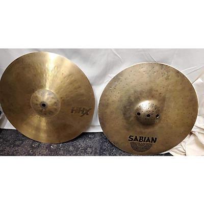 Sabian 14in HHX Fusion Hihats Cymbal