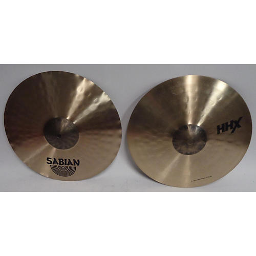 Sabian 14in HHX X-CELERATOR HATS Cymbal 33