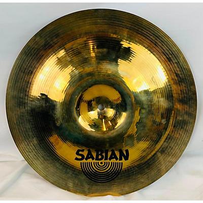 Sabian 14in HHX Zen China Brilliant Cymbal