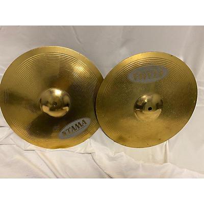 TAMA 14in HI HAT PAIR Cymbal
