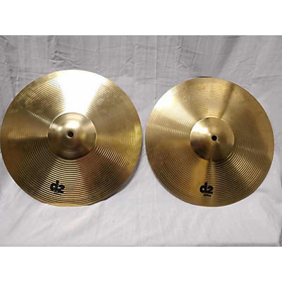 ddrum 14in HI HAT PAIR Cymbal