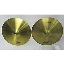 Pulse 14in HIHAT PAIR Cymbal