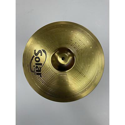 Solar by Sabian 14in Hi Hat Bottom Cymbal