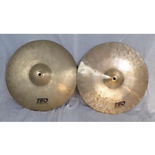 TKO 14in Hi Hat Cymbals Cymbal