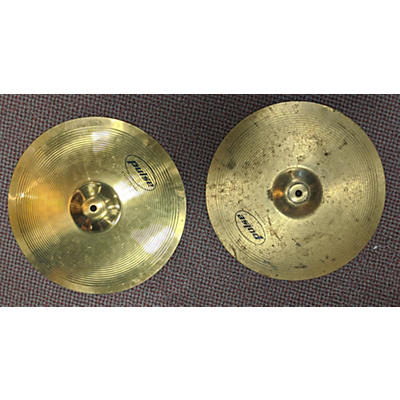 Pulse 14in Hi Hat Pair Cymbal