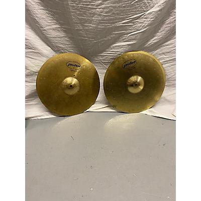 Pulse 14in Hi-Hat Pair Cymbal