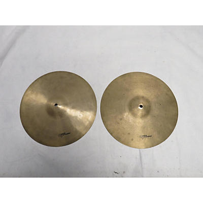Groove Percussion 14in Hi-Hats Cymbal