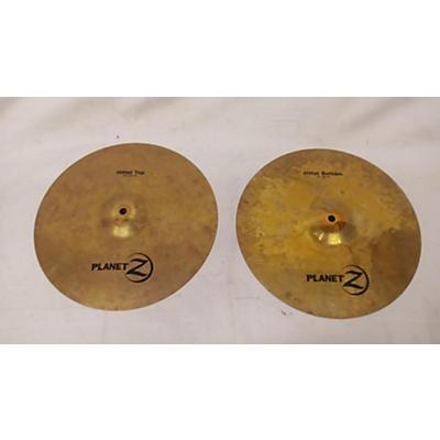 Planet Z 14in Hi-hats Cymbal