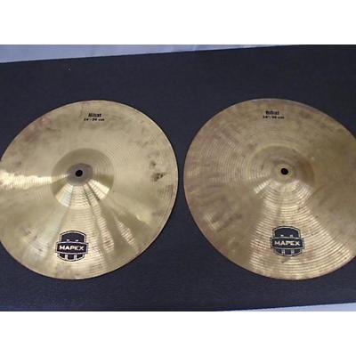 Mapex 14in Hihat Set Cymbal