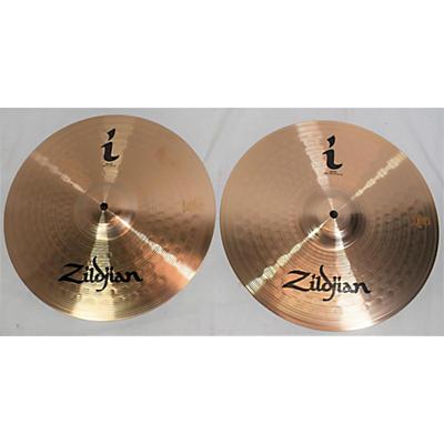 Zildjian 14in I Series Hi Hat Pair Cymbal