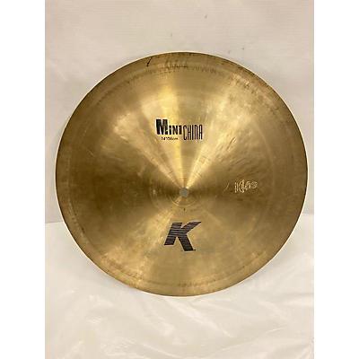 Zildjian 14in K Mini China Cymbal