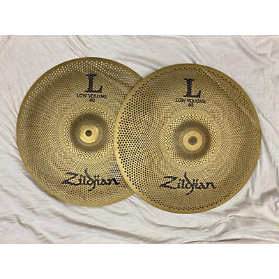 Zildjian 14in L80 Low Volume Hi Hat Pair Cymbal