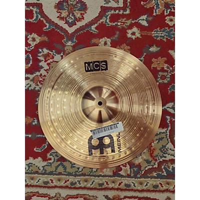 Meinl 14in MCS MEDIUM HI HAT PAIR Cymbal