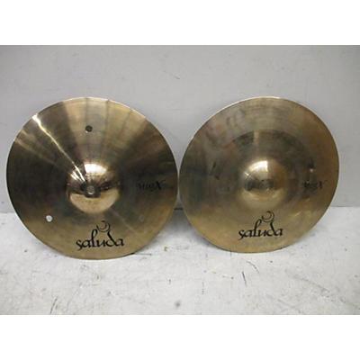 Saluda 14in MistX HiHat Pair Cymbal