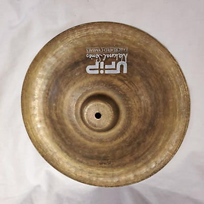 UFIP 14in NATURAL WHITE LABEL Cymbal