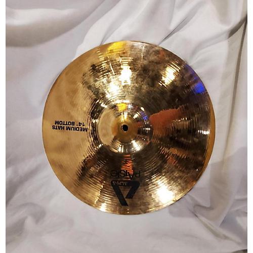 14in New Alpha Medium Hi Hat Pair Cymbal