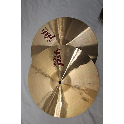 Paiste 14in PST7 Hi Hat Pair Cymbal