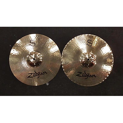 Zildjian 14in S Family Mastersound Hi-Hats Pair Cymbal