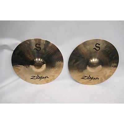 Zildjian 14in S Family Rock Hi-Hat Pair Cymbal