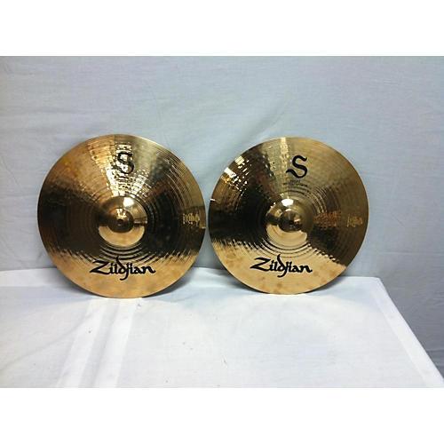 14in S HI-HAT Cymbal