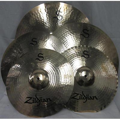 Zildjian 14in S Series 5 Cymbal Pack Cymbal