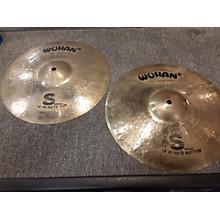 Wuhan 14in S Series Hi Hat Pair Cymbal