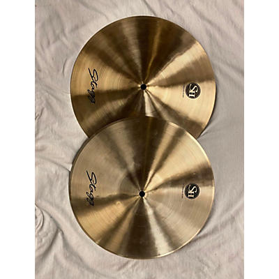 Stagg 14in SH HI HATS Cymbal
