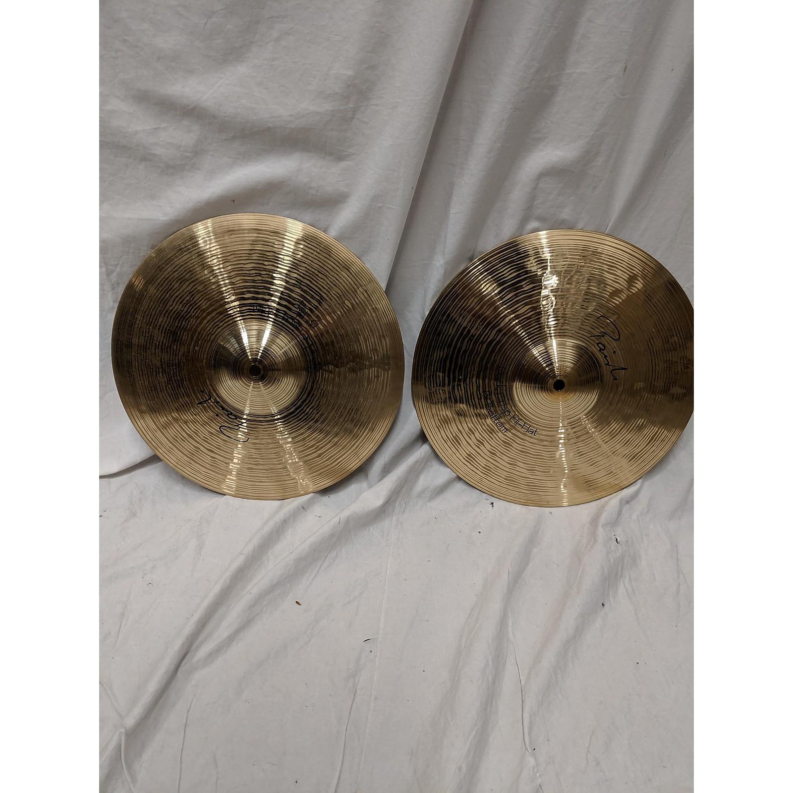 Paiste 14in Signature Dark Crisp Hi Hat Pair Cymbal