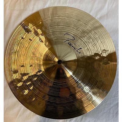 Paiste 14in Signature Heavy Hi Hat Bottom Cymbal