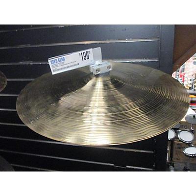 Paiste 14in Signature Precision Sound Edge Hi Hat Pair Cymbal