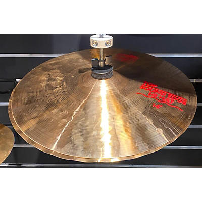 Paiste 14in Sound Edge Hi Hat Top Cymbal