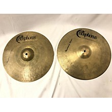 Bosphorus Cymbals 14in Traditional China Cymbal