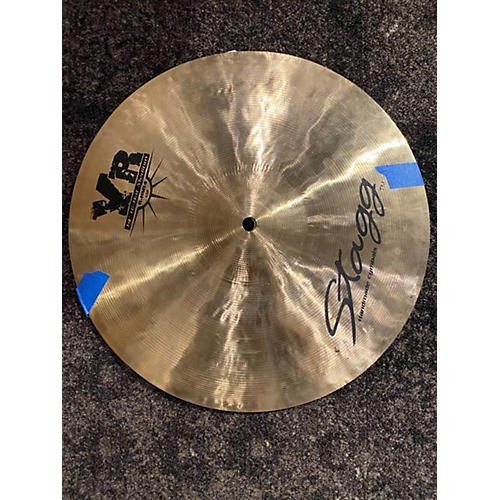 Stagg 14in VR Hi Hat Pair Cymbal 33