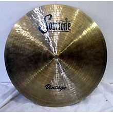 Soultone 14in Vintage Flat Cymbal