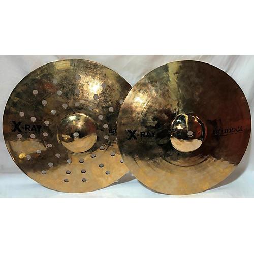 Istanbul Mehmet 14in X RAY Cymbal 33