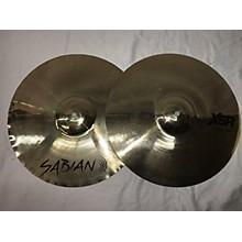 Sabian 14in XSR Xcelorator Hats Cymbal