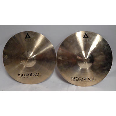 Istanbul Agop 14in Xist Hi Hat Pair Cymbal