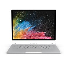 "Microsoft 15"" 512GB Surface Book 2 Multi-Touch 2-in-1 Notebook, Silver"