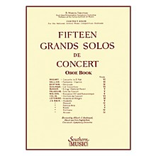 Southern 15 Grands Solos de Concert (Oboe) Southern Music Series Arranged by Albert Andraud