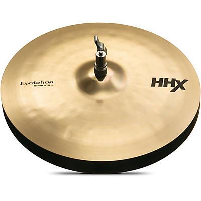 "Sabian 15"" HHX Evolution Hi-Hats"